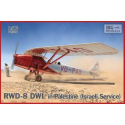 IBG Models 72527 RWD-8 DWL...
