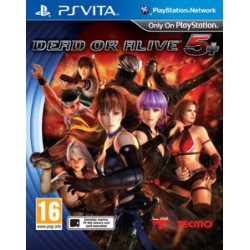 DEAD OR ALIVE 5 PLUS (PSV)