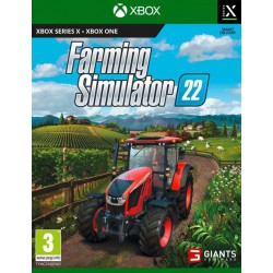 Farming Simulator 22 Xbox...