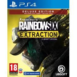Rainbow Six Extraction...