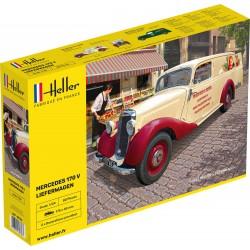 Heller 80736 1:24 Mercedes...