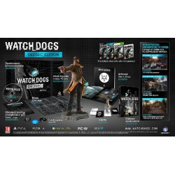 Watch Dogs: DEDSEC Edition PS3