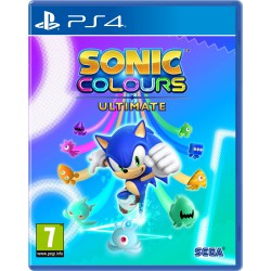 Sonic Colours Ultimate Ps4