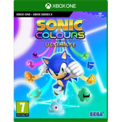 Sonic Colours Ultimate Xbox...