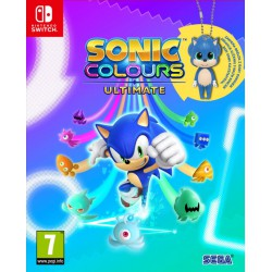 Sonic Colours Ultimate...