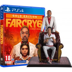 Far Cry 6 Gold Edition Ps4...