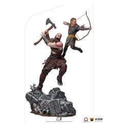 Figurka Kratos & Atreus 34...