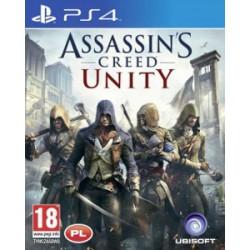 ASSASSINS CREED: UNITY (PS4)