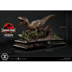 Figurka Velociraptor Attack...