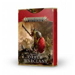 Warscroll Cards: Orruk...