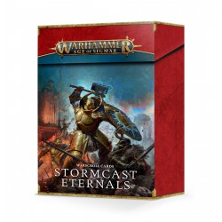 Warscroll Cards: Stormcast...