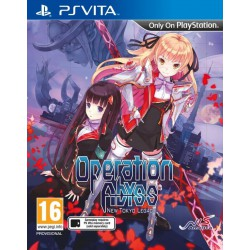 OPERATION ABYSS: NEW TOKYO...