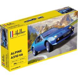 Heller 80146 1:43 Alpine A310