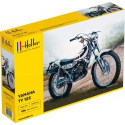 Heller 80902 1: 8 Yamaha TY...