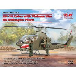 ICM 32062 1:32 AH-1G Cobra...