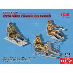 ICM 32112 1:32 WWII Allies...