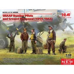 ICM 48088 1:48 USAAF Bomber...