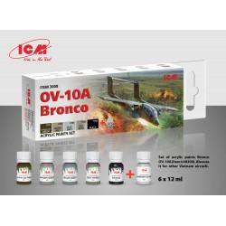 ICM 3008 Acrylic paint set...