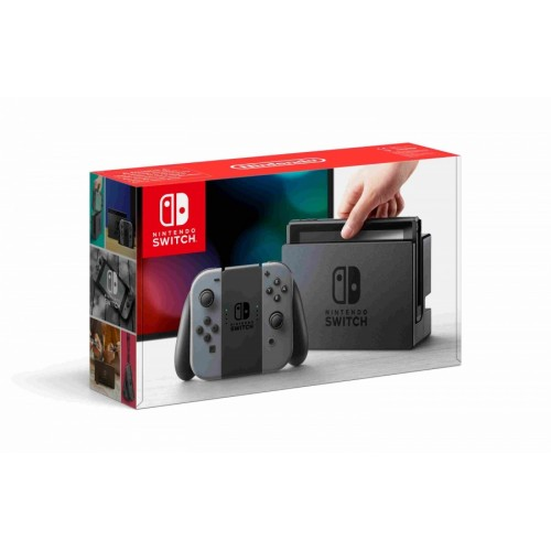 KONSOLA NINTENDO SWITCH GREY (SZARA)