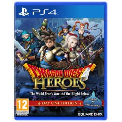 DRAGON QUEST HEROES THE TREES WOE AND THE BLIGHT BELOW (PS4)