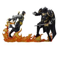 Figurki Batman vs Azrael...
