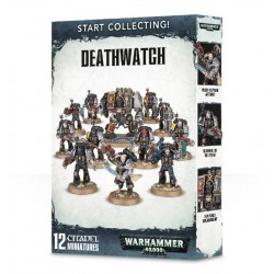 START COLLECTING! DEATH WATCH
