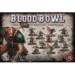 WARHAMMER BLOOD BOWL