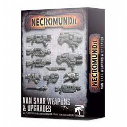 Necromunda Van Saar Weapons...