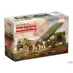 ICM DS3512 1:35 WWII Red...