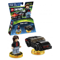 LEGO DIMENSIONS FUN PACK MICHAEL KNIGHT RIDER