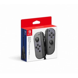 NINTENDO SWITCH DWU PAK JOY-CON SZARY