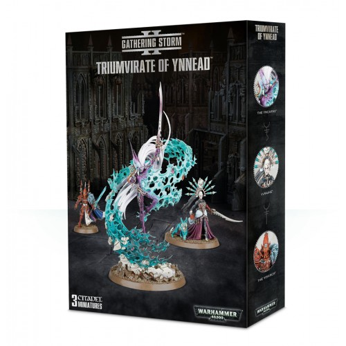 WARHAMMER TRIUMVRATE OF THE IMPERIUM