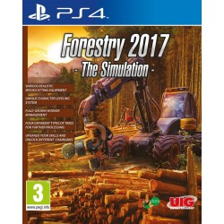 FORESTRY SIMULATOR 2017 (PS4)