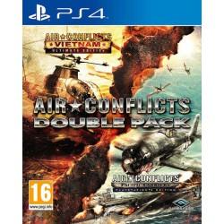 AIR CONFLICTS DOUBLE PACK...