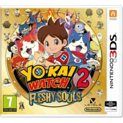 Yo-Kai Watch 2 Fleshy Souls...