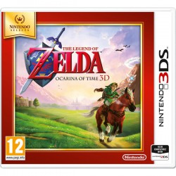 LEGEND OF ZELDA: OCARINA OF TIME 3D (3DS)