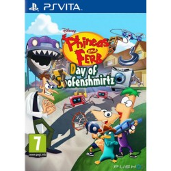 FINEASZ I FERB / PHINEAS AND FERB DAY OF DOOFENSHMIRTZ