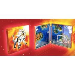 3DS POKEMON SUN STEELBOOK