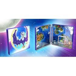 3DS POKEMON MOON STEELBOOK