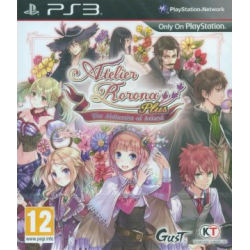 ATELIER RORONA PLUS THE ALCHEMIST OF ARLAND (PS3)