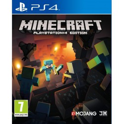 MINECRAFT PL (PS4)