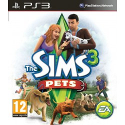 THE SIMS 3: ZWIERZAKI (PS3)