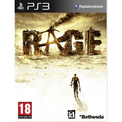 RAGE - EDYCJA ANARCHY (PS3)