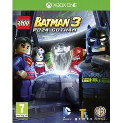 LEGO BATMAN 3: POZA GOTHAM PL (XONE)