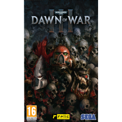 PC WARHAMMER 40000 DAWN OF WAR III