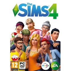 THE SIMS 4 PL (PC)