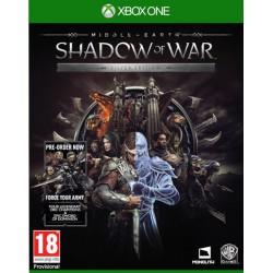 ŚRÓDZIEMIE CIEŃ WOJNY MIDDLE-EARTH SHADOW OF WAR (PS4)