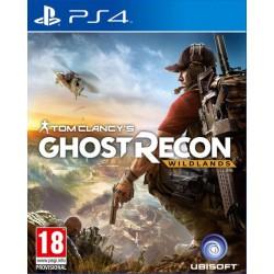 GHOST RECON WILDLANDS (PS4)