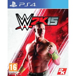 WWE 2K15 (PS4) + STING DLC