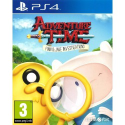 ADVENTURE TIME: FINN AND JAKE INVESTIGATIONS (PS4)